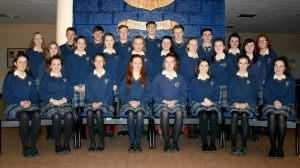 Snr Prefects 2015-2016