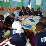 CJSP Workshop in Jamhuri Secondary School Dar Es Salaam