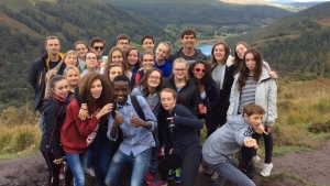 French Exchange Glendalough