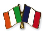 French exchange pin