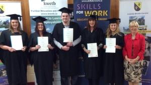 PLC Business Graduates