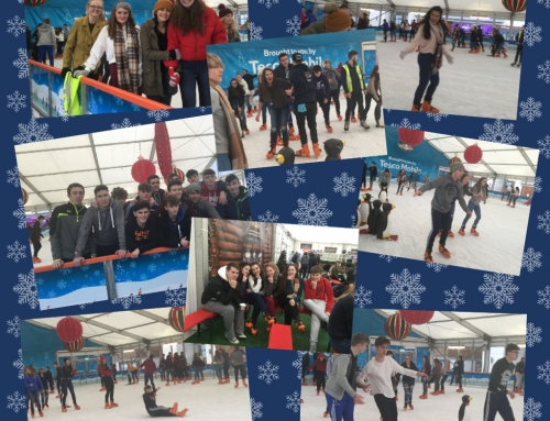 5th Year Christmas trip